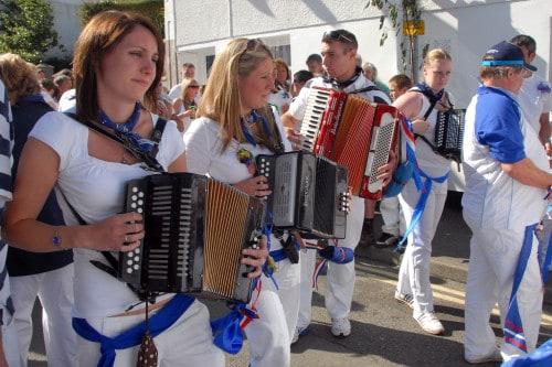 Obby Oss Festival Padstow