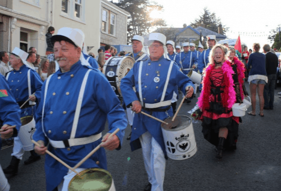 Falmouth Maribe Band