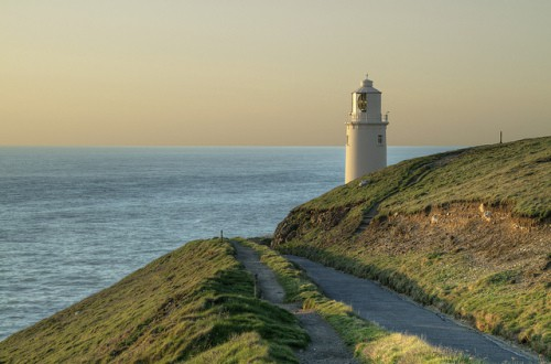 The Lighthouses of Cornwall- Trevose Head
