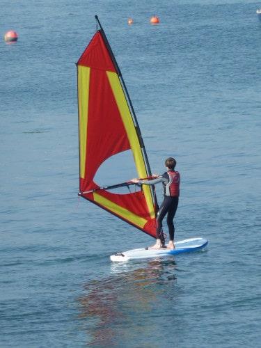 Cornwall Windsurfing Guide