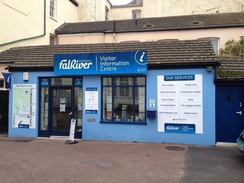 Cornwall Tourist Information Centres - Falmouth