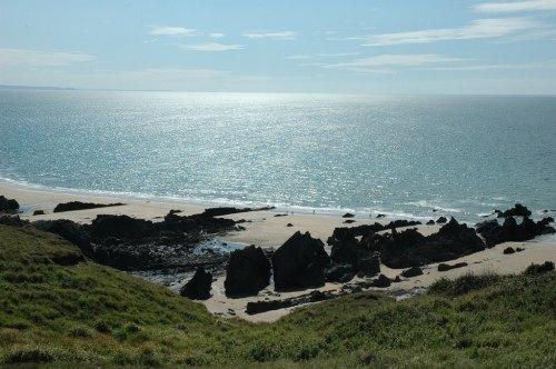 Sandymouth Beach Paul Stainthorp