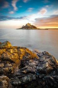 Honeymoons in Cornwall - St Micahaels Mount