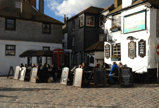 St Ives May Day