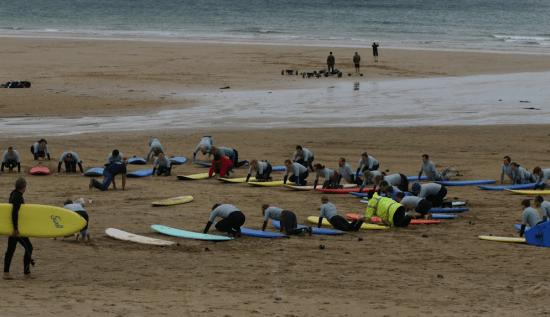 Cornwall Surf Schools